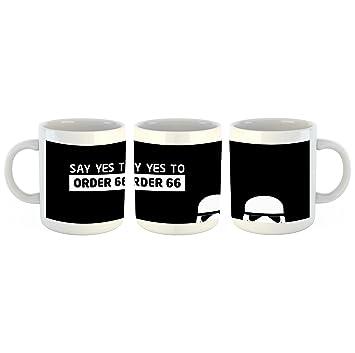 Order 66 Storm Trooper Star Wars - Tasse mit Motiv bedruckt, 300ml C ...