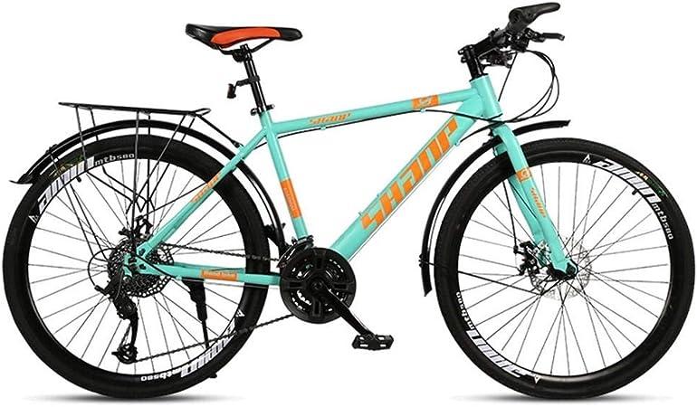 Bicicleta de montaña al Aire Libre Adulto Unisex Bicicleta ...