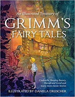 An illustrated treasury of grimms fairy tales livros na amazon an illustrated treasury of grimms fairy tales livros na amazon brasil 9780863159473 fandeluxe Images