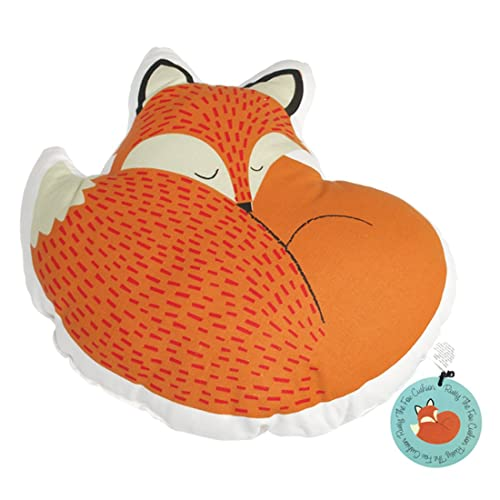 Dotcomgiftshop Rusty The Fox Cushion