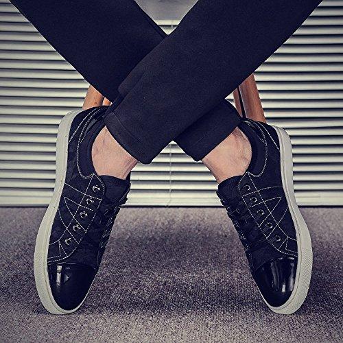 Xie Zi Printemps Nouveau Hommes Chaussures Casual Chaussures Rétro Étudiants Personnalisés Sauvage Toile Chaussures Respirant Chaussures Respirant Xxpp