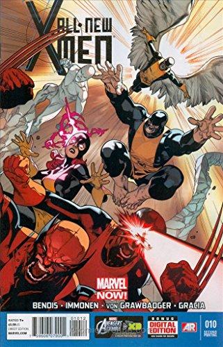 All-New X-Men #10 (2nd) VF/NM ; Marvel comic -