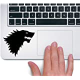 House of Stark Game of Thrones - Trackpad Apple Macbook Laptop Vinyl Sticker Decal