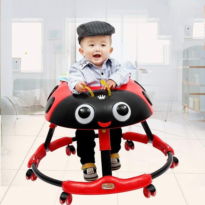 WMYJXD Andador para Bebés, Andador Multiusos para Bebés ...