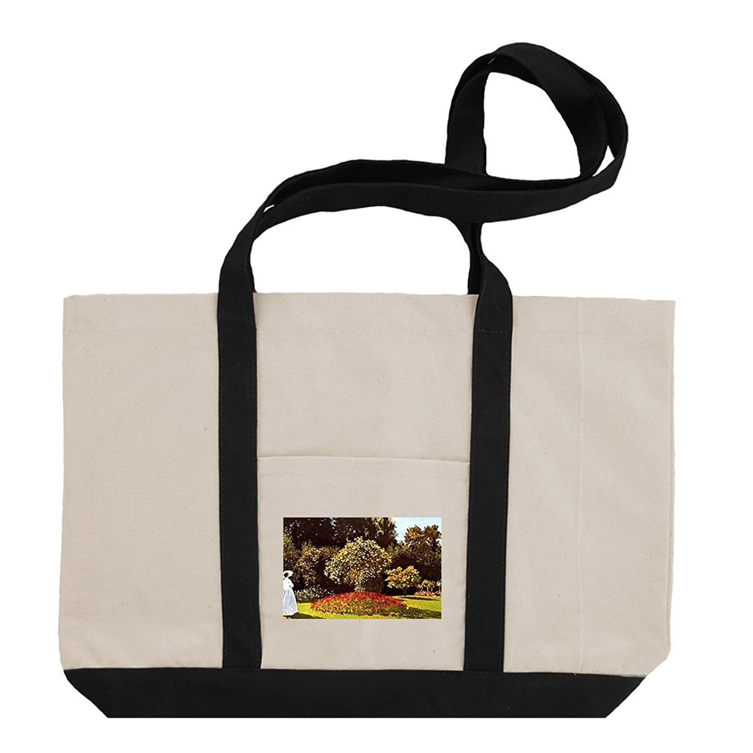 Still Life Chrysanthemums #2 Cotton Canvas Boat Tote Bag Tote