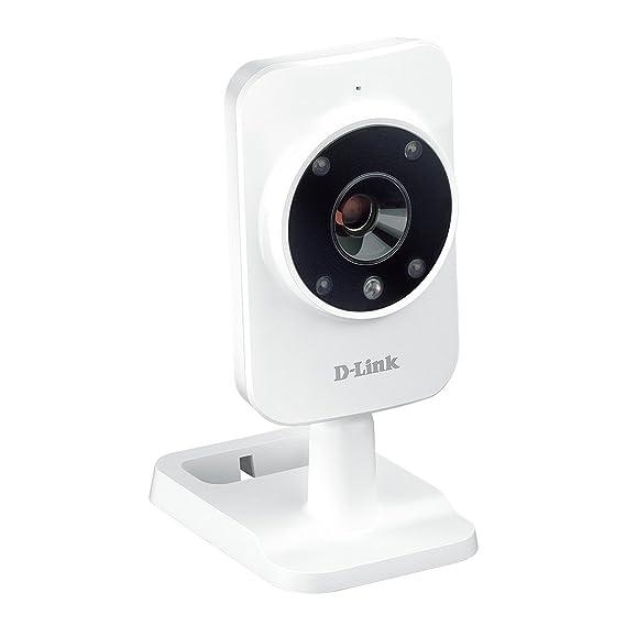 D-Link DCS-935L - Cámara IP de vigilancia-supervisión HD ...