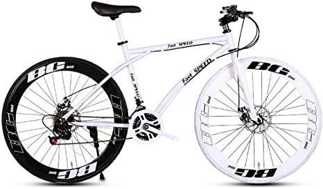 LRHD Las bicicletas de los hombres y de las mujeres Road, 24 ...