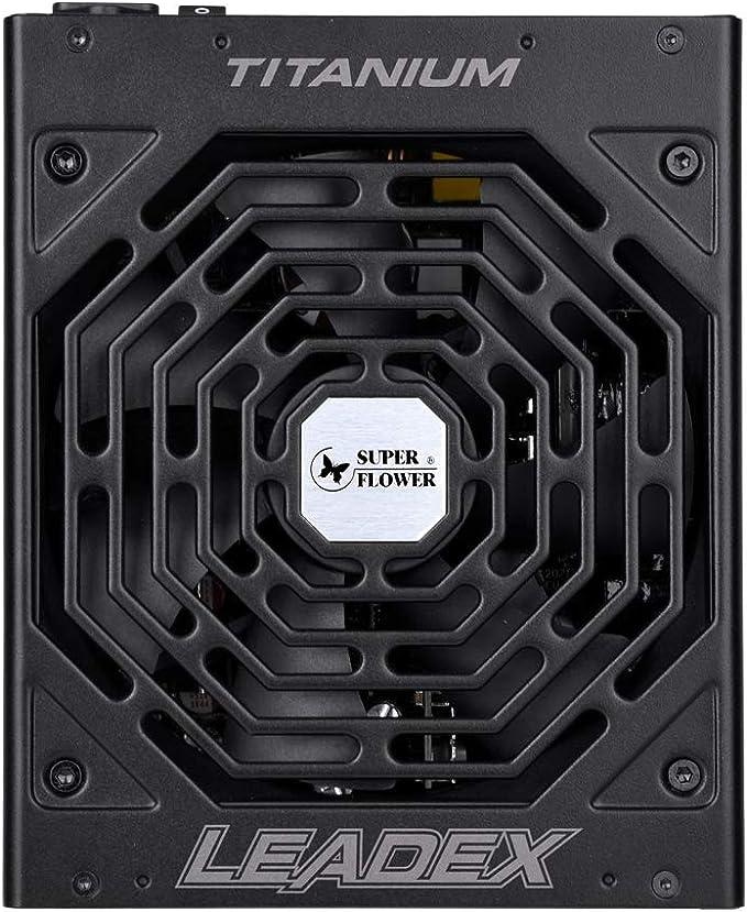 Super Flower Leadex 80 PLUS Titanium Netzteil 1000 W…