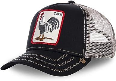 Goorin Bros – Gorra con gallo de camionero, en color negro para ...