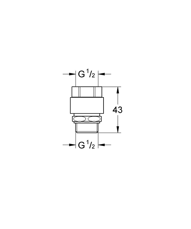 15mm L/änge M3 Gewinde sourcing map 5Stk Innensechskant Schulterbolzen 5mm Schulter Dmr