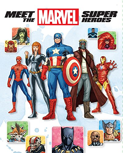 Meet the Marvel Super Heroes , 2nd Edition ()