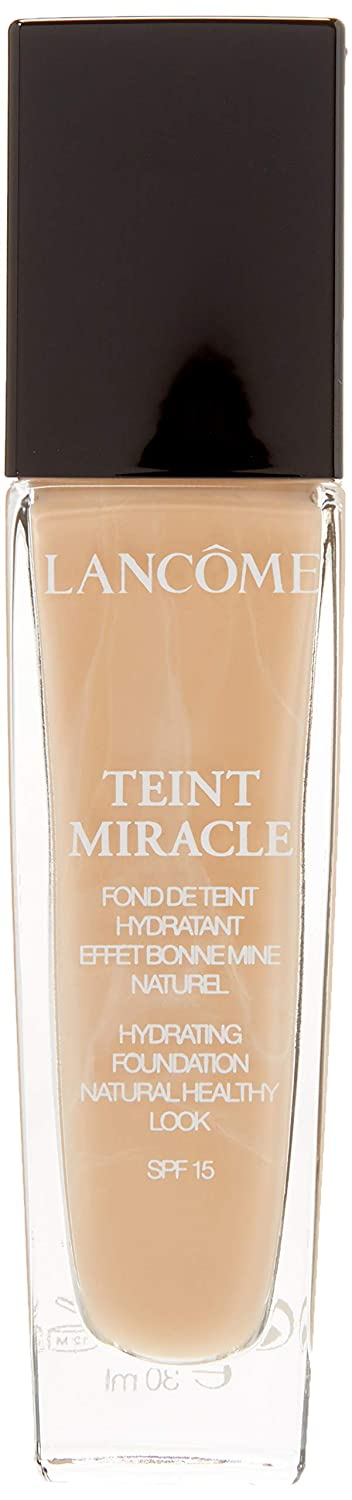 Lancome Teint Miracle Hydrating Foundation SPF 15 035 Beige Dore for Women, 1 Ounce