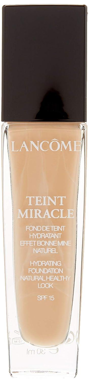 Lancome Teint Miracle Hydrating Foundation Spf 15 – Best Pore Minimizing Foundation