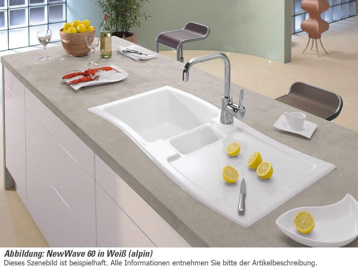Keramik Spülbecken Küche