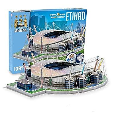 Nanostad Manchester City Etihad Stadium 3D Puzzle