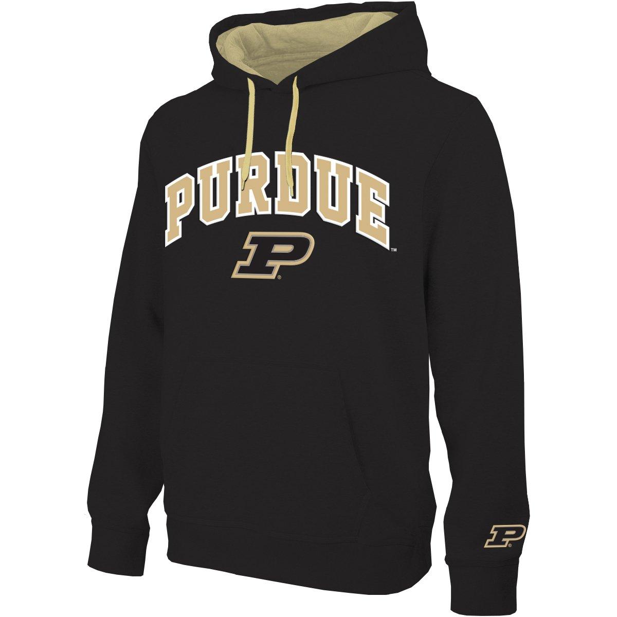 E5 Men's NCAA Hoodie, Purdue, L by E5