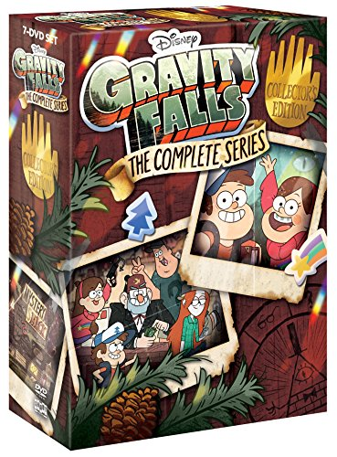 DVD : Gravity Falls: The Complete Series