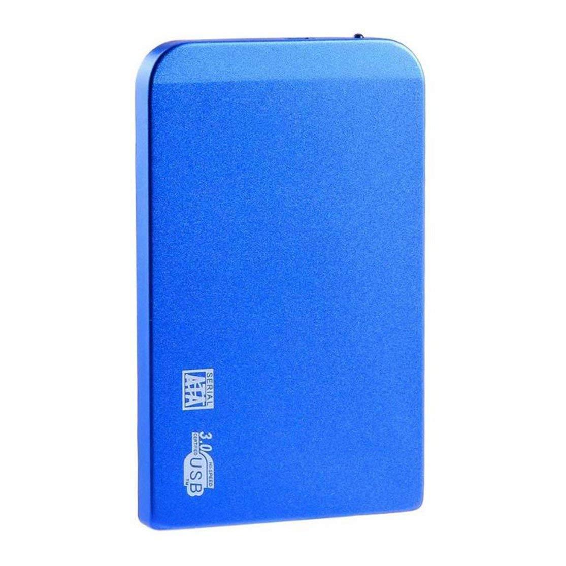 die 3 TB Sata to USB3.0-Festplattenbox unterst/ützt LouiseEvel215 2,5-Zoll-Aluminiumlegierung Ultrad/ünne USB3.0-Festplattenbox