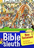 img - for Bible Sleuth: New Testament book / textbook / text book