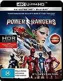 Power Rangers: The Movie 4K UHD Blu-ray | NON-USA Format | Region B Import - Australia