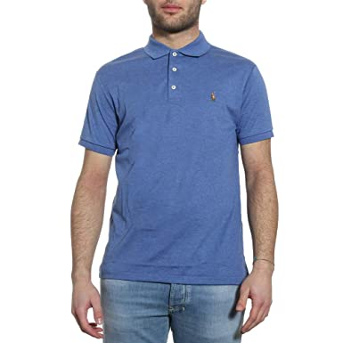 Slim Lavande Bleu Jersey Pour Homme Polo Ralph Lauren Fit MpjLGzSUqV