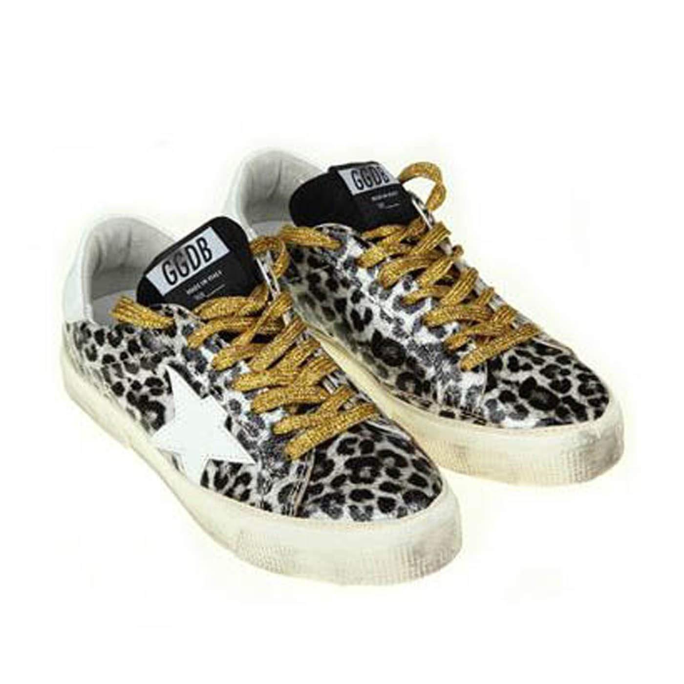Golden Goose Deluxe Brand May Leopard