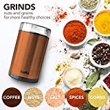 KF2030 Electric Coffee Grinder by Kaffe - Copper