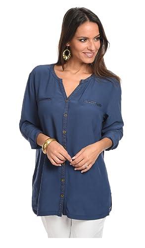 Mellem Camisa LISBONNE - Mujer