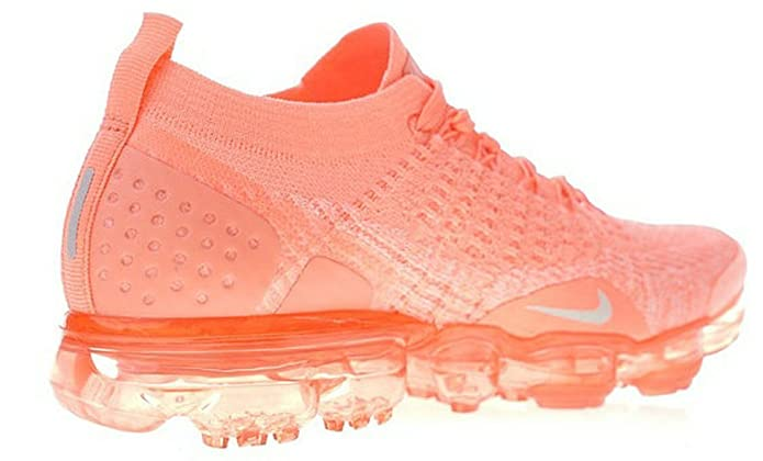 a787214dd1d12 TOPPSneaker WMNS Air Vapormax Flyknit 2.0 Crimson Pulse 942843-800 Running  Shoes  Amazon.co.uk  Shoes   Bags