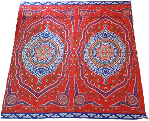 Exotic Multi Purpose Colors Egyptian Ramadan Fabric Table Topper Wall Decor Party Showrooms Cover (Arabian Party Decorations)