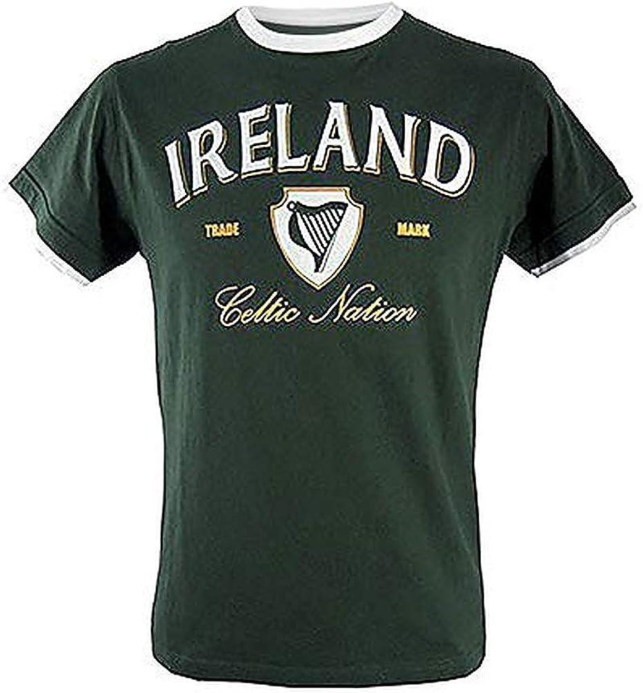 Green Celtic Nation Kids T-Shirt