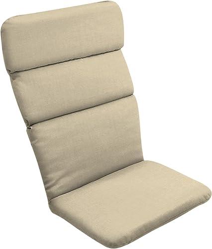 Arden Companies Arden Selections New Tan Leala Texture Adirondack Cushion