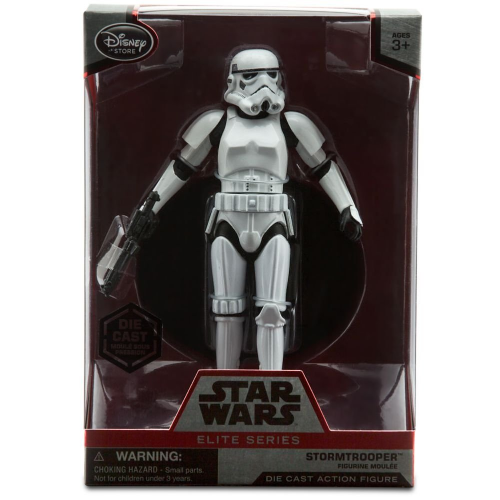 Buy Star Wars 6 5 Elite Series Die Cast Figure Stormtrooper Episode Iv A New Hope Online At Low Prices In India Amazon In