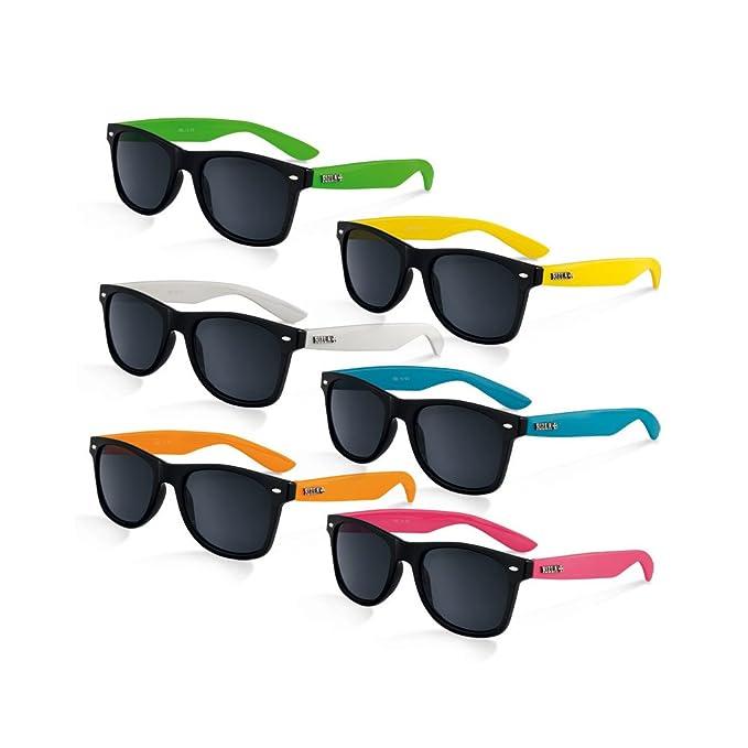 ray ban occhiali da sole colorati