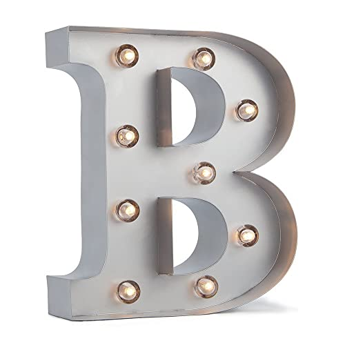 fantado 8mq2 b silver marquee light b led sign 8 battery