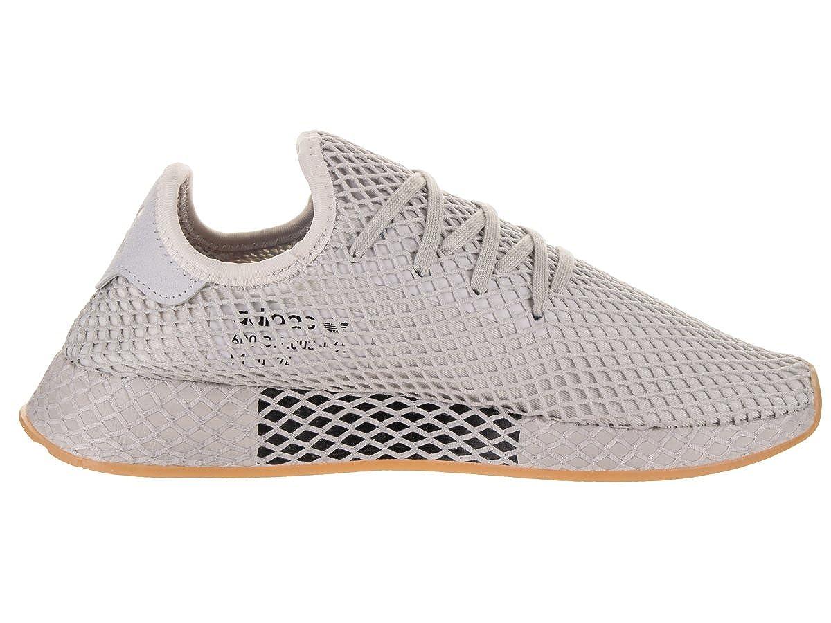 Adidas Herren Original Deerupt Runner Laufschuh 8 8 8 US 8 UK Grau Hell Fest Grau Gum 1c9c1f