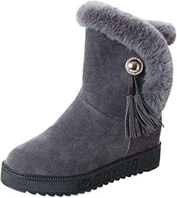 chaussures hiver 2019 botte plate