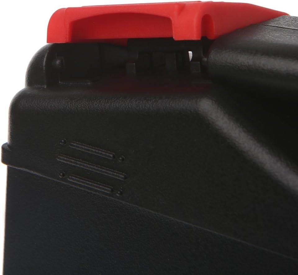 BIlinli Reparaci/ón de Herramientas Caja de Almacenamiento Caja de Utilidad Contenedor para Soldador