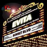 songs from SUNSET BOULEVARD / EVITA