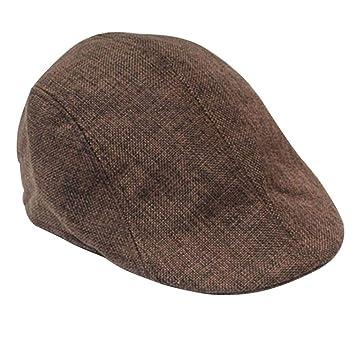 ZLJKK Sombreros De Boina De Verano para Hombres, Mujeres, Vintage ...