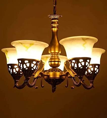 Buy Brightlyts 6008 Antique Design 5 Lights Chandelier