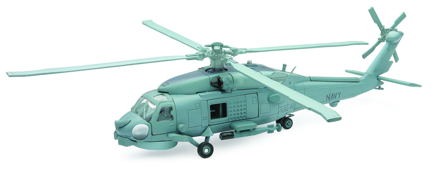 New Ray Newray - 25583 - Helicoptère Sikorsky SH60 - Die Cast - 31 ''/1/60