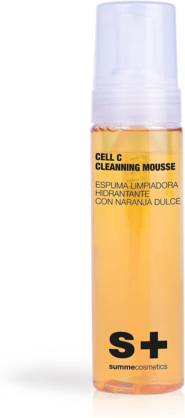Summe Cosmetics Cell C Cleanning Mousse Espuma Limpiadora - 200 ml: Amazon.es: Belleza