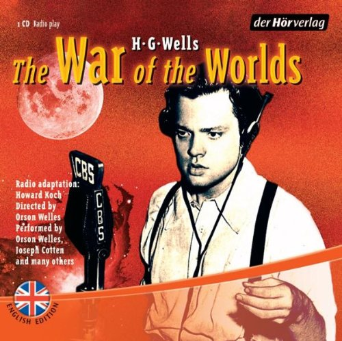 War of the Worlds. CD