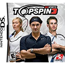 Top Spin 3 (Nintendo DS)