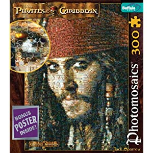 Buffalo Games Pirates III: Captain Jack Sparrow