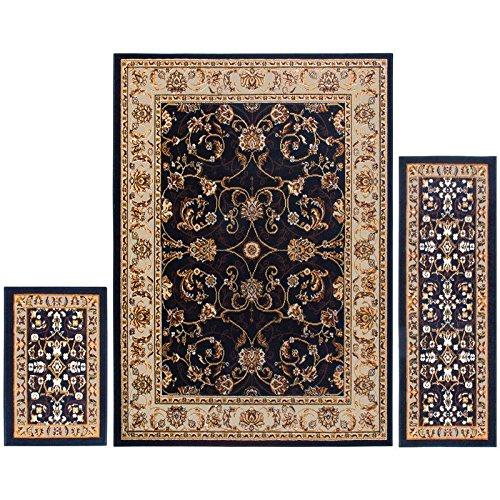 Home Dynamix 7542-500 Ariana Konya Area Rug 3 Piece Set (4'11