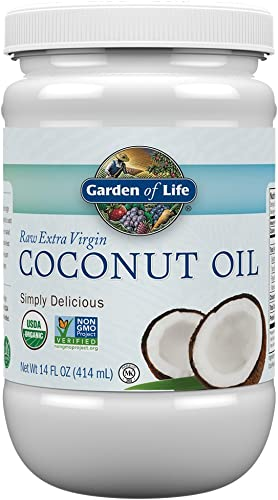 Organiczny olej kokosowy Extra Virgin Garden of Life