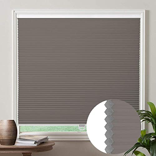 Cordless Cellular Shades Honeycomb Blind