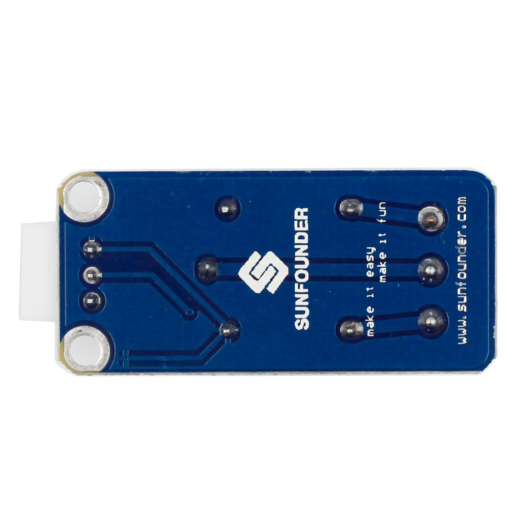 Sunfounder Relay Module For Arduino And Raspberry Pi 5v Working Principle Video Dc Trigger By Highlo High Electronics
